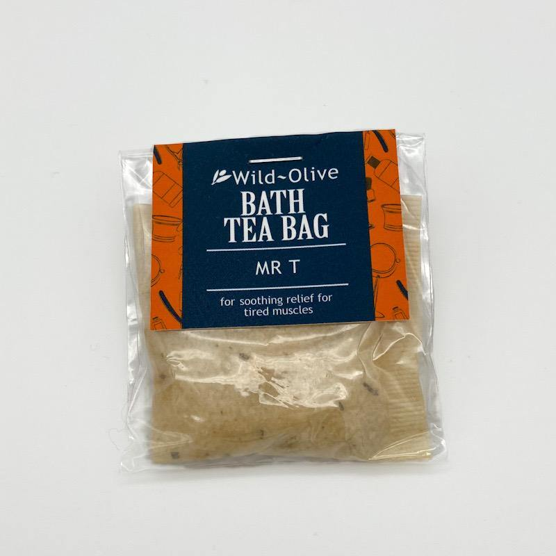 Bath Tea Bag - Pretty Shiny Shop