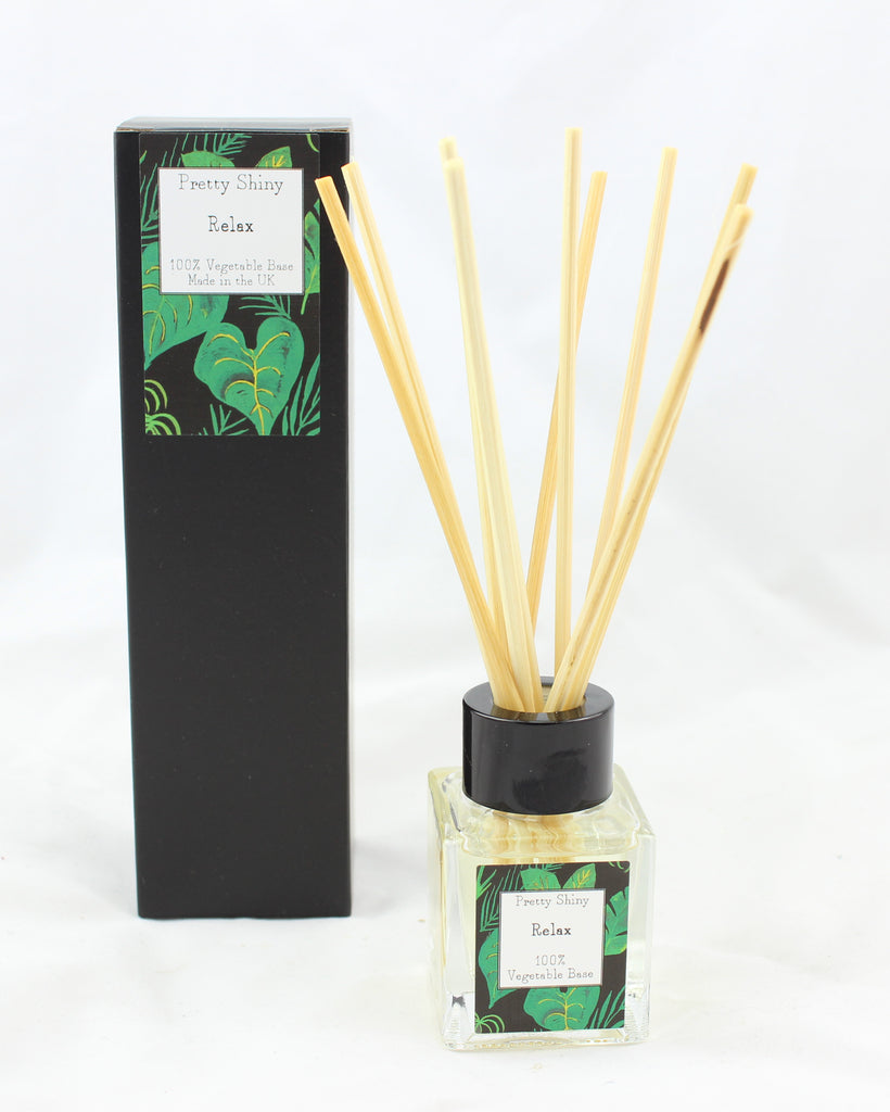 Relax  50 ml Reed Diffuser