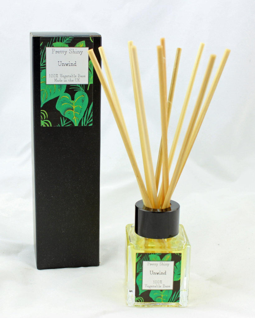 Unwind 50 ml Reed Diffuser - Pretty Shiny Shop