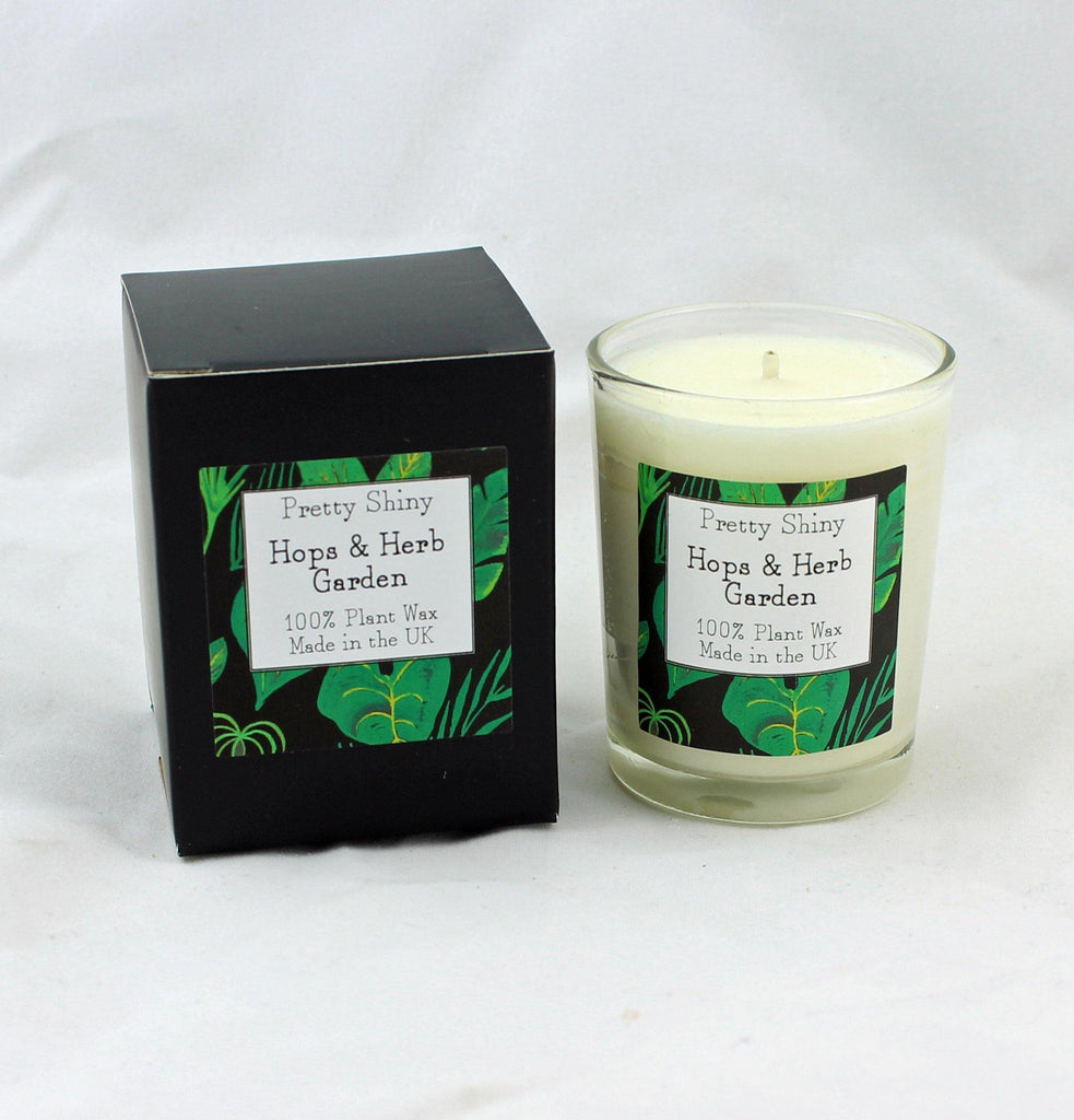 Hops & Herb Votive Candle 9cl