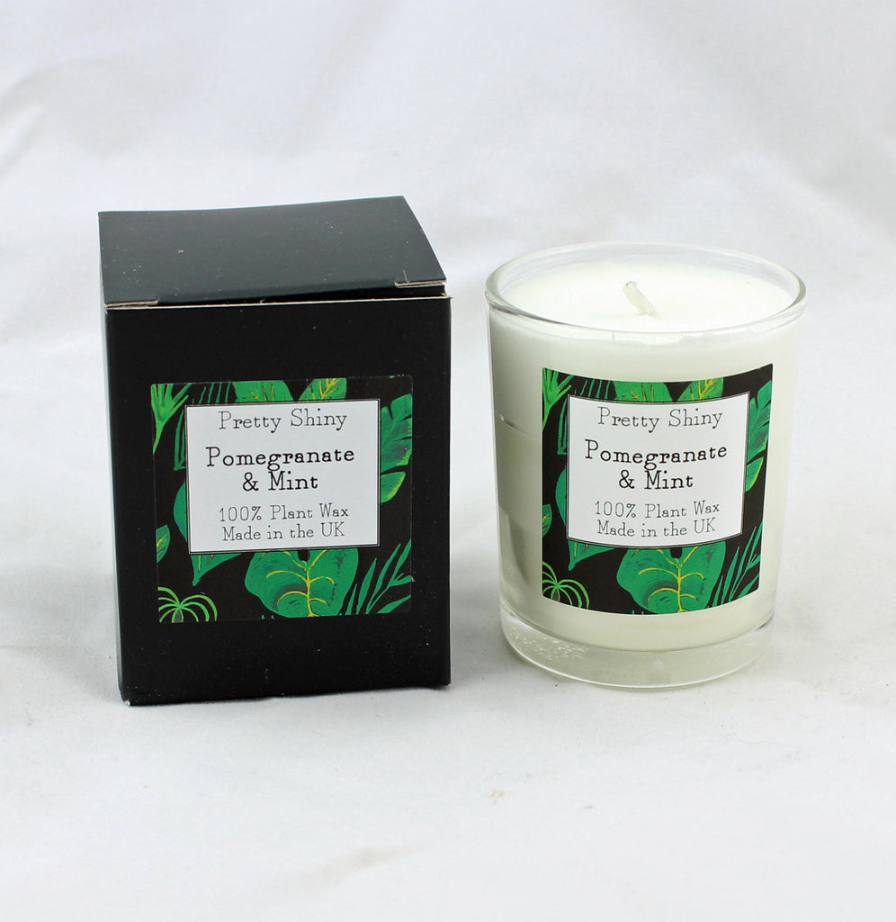 Pomegranate & Mint Votive Candle 9cl