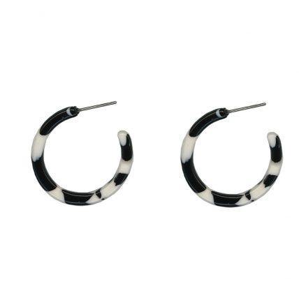 Ava Tiny Hoop Earrings - Pretty Shiny Shop