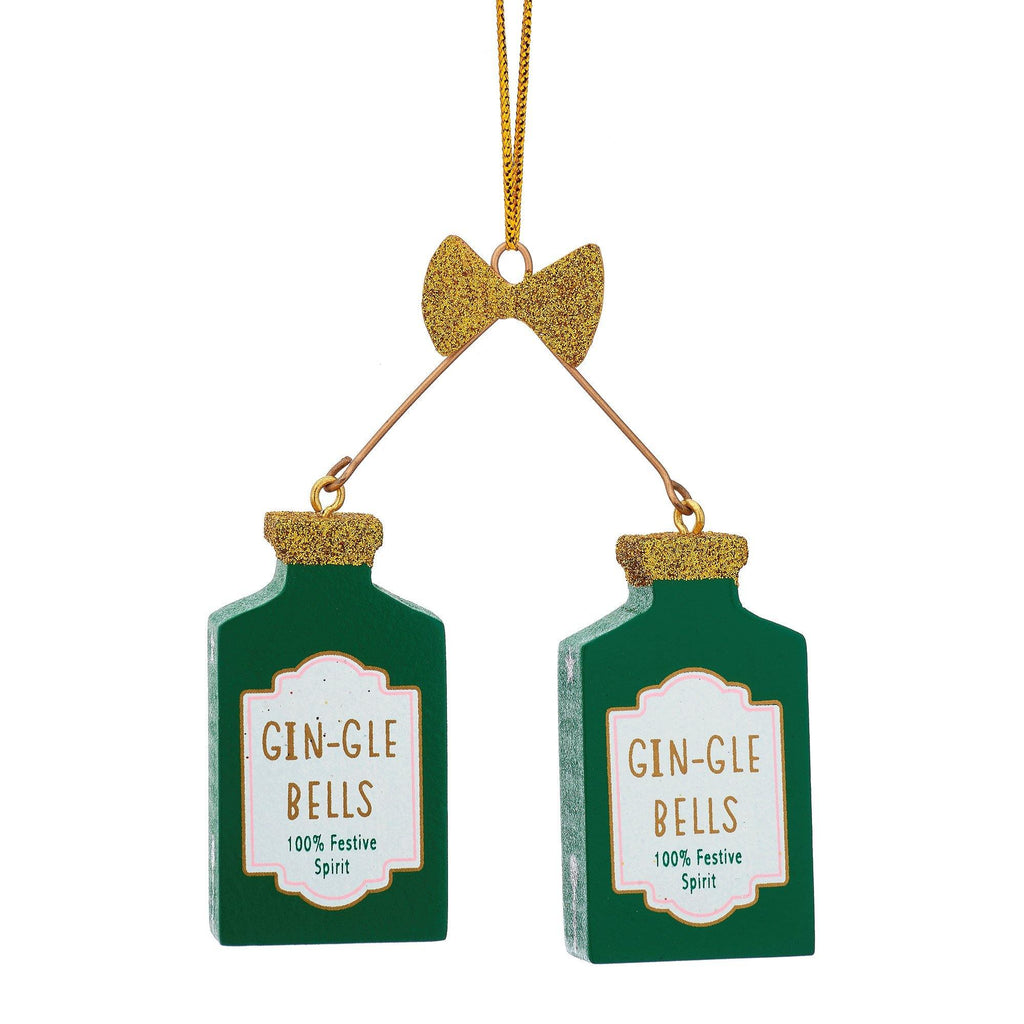 Gin-gle Bells Decoration - Pretty Shiny Shop