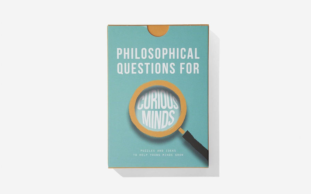 Philosophical Questions for Curious Minds - Pretty Shiny Shop