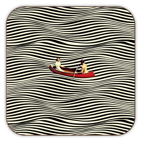 Illusionary Boat Ride Coaster