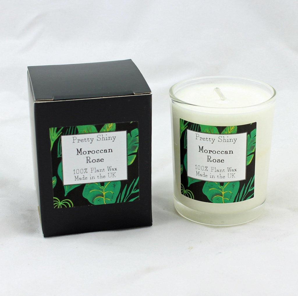 Moroccan Rose Votive Candle 9cl