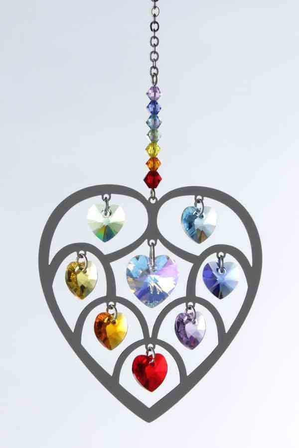 Chakra Heart - Pretty Shiny Shop