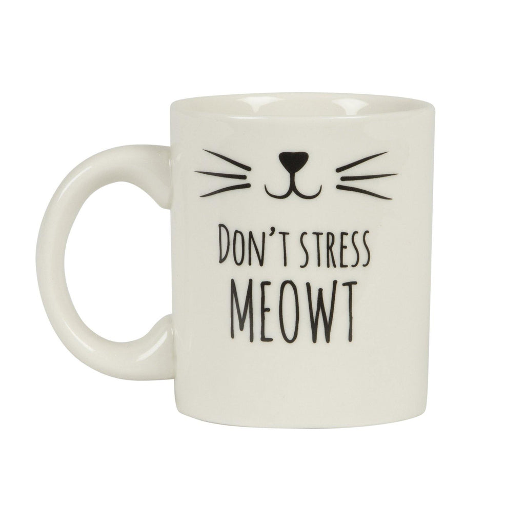 Don't Stress Meowt Mug - Pretty Shiny Shop