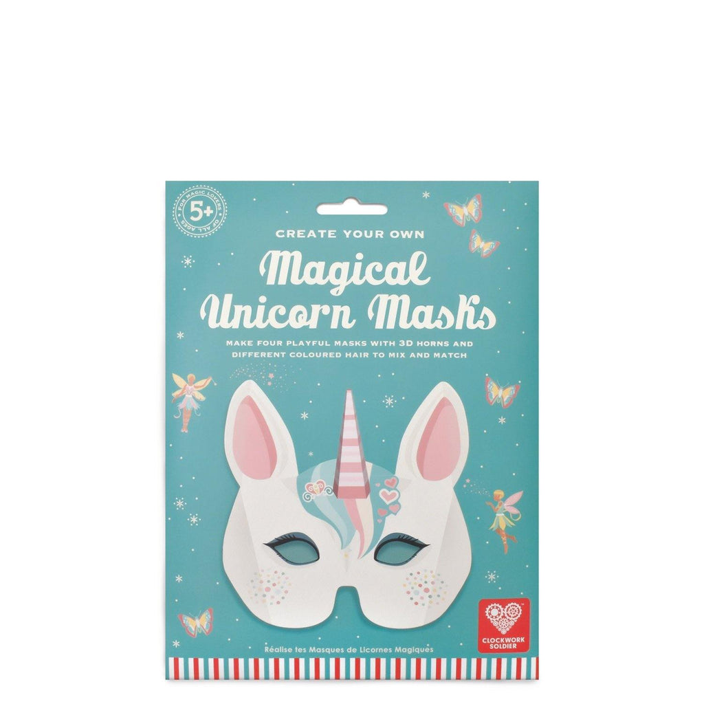 Magical Unicorn Masks