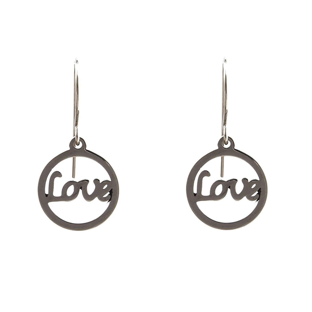 Love in a Circle Earrings