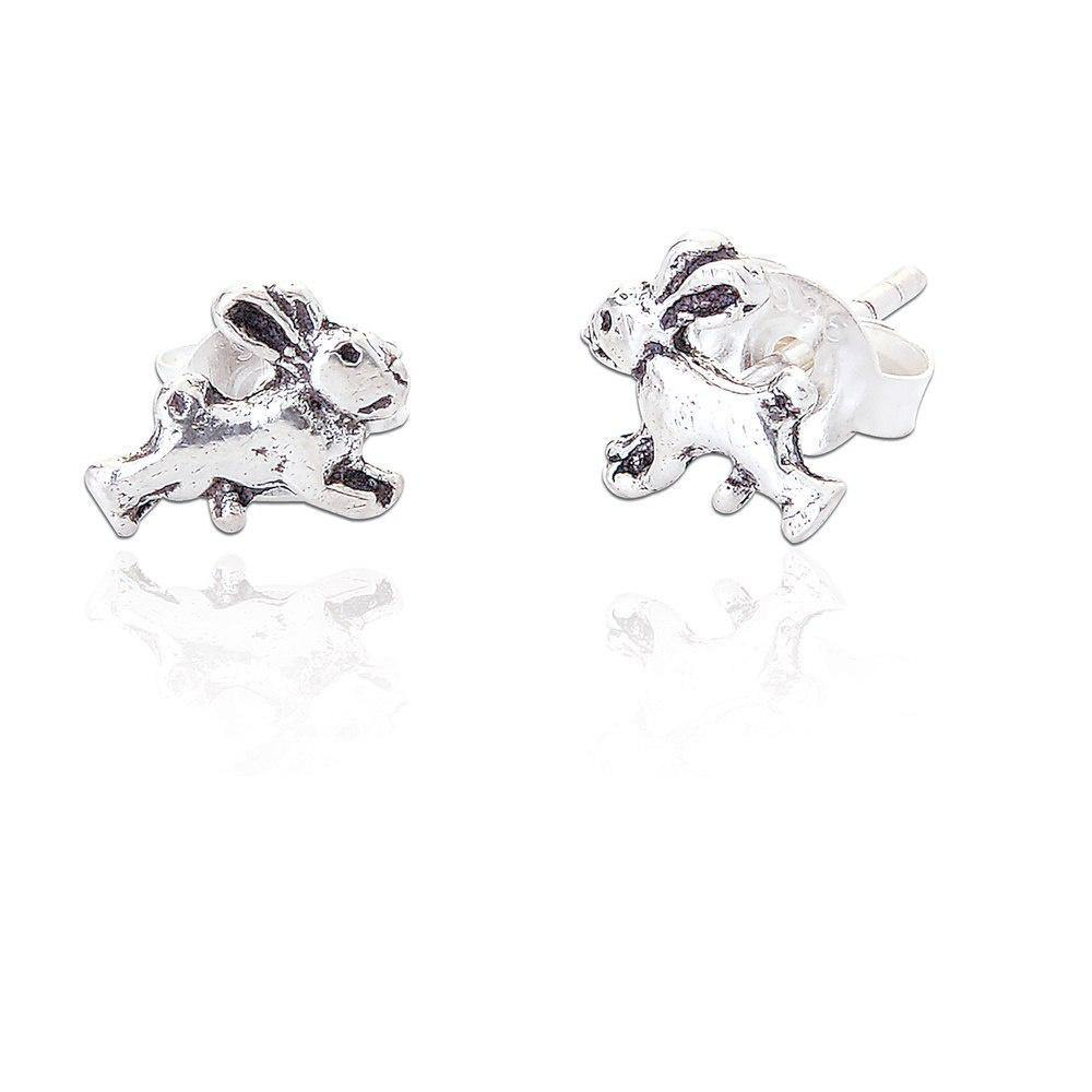 Hopping Rabbit Studs