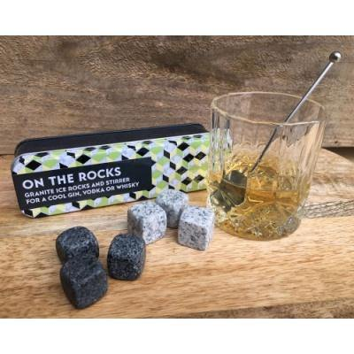 On the Rocks Tin