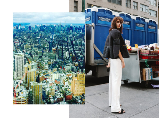 Uncoverd City Guide: What to Do, See and Wear in NYC, October 2017