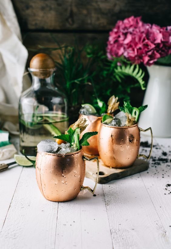 New Coconut Cocktail - A Party Favorite
