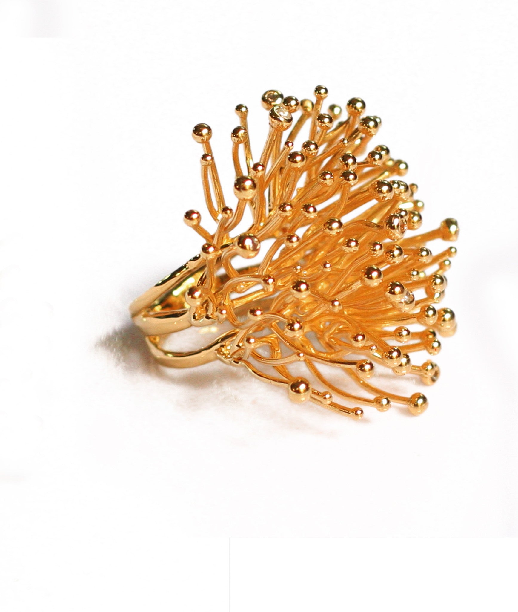 Anemone Maxi Ring