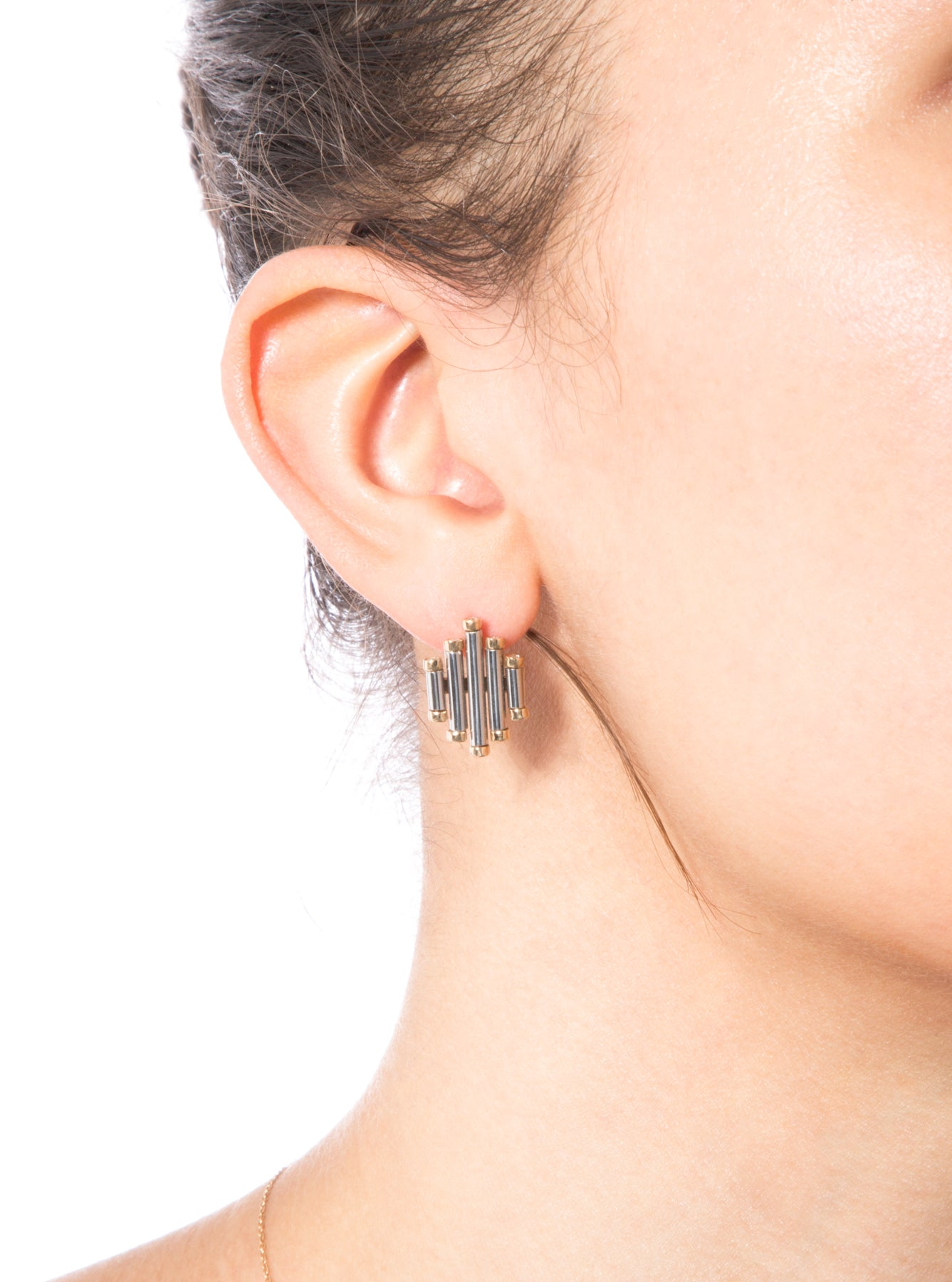 Penta Earrings