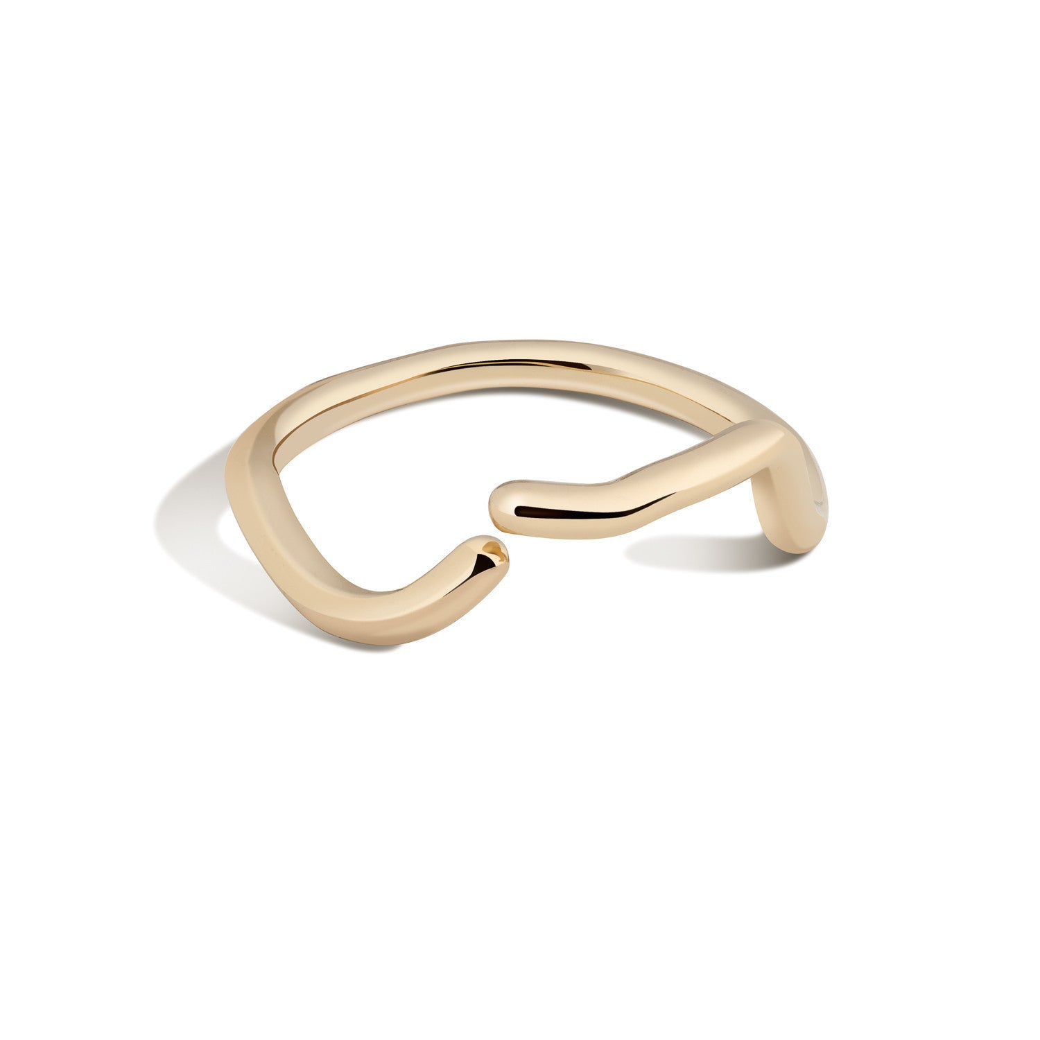14K Gold Subway Ring - Inwood to World Trade Center