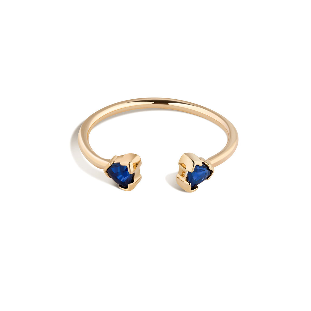 14K Gold Birthstone Ring No. 2