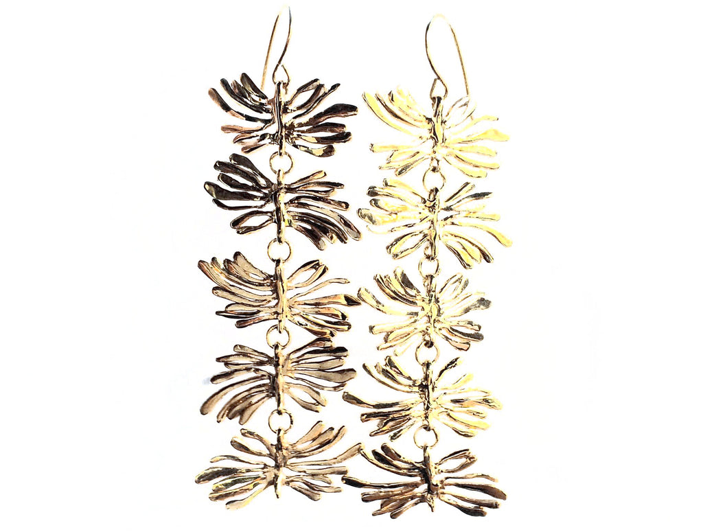 Tropical Butterflies Earrings