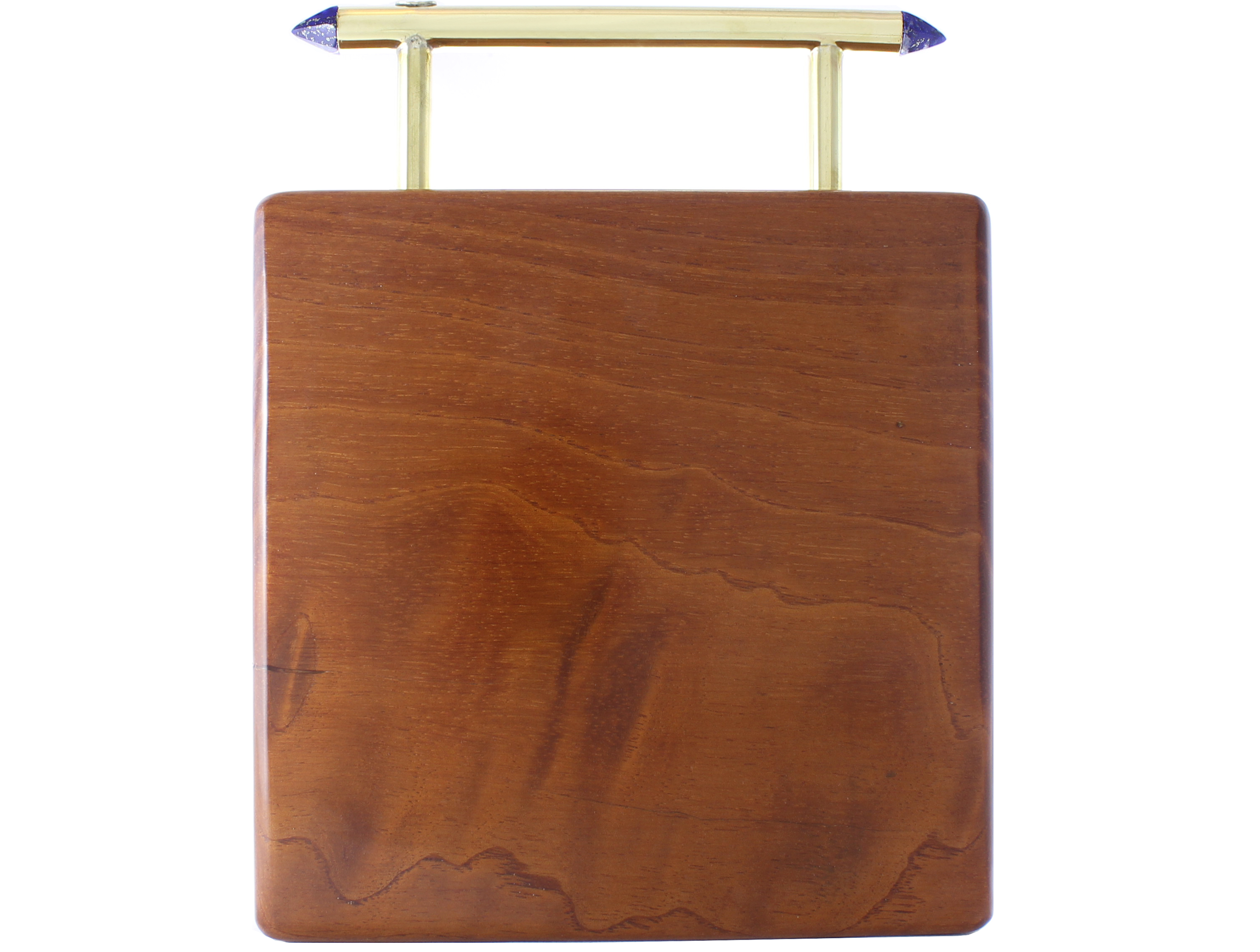 Haya wooden clutch