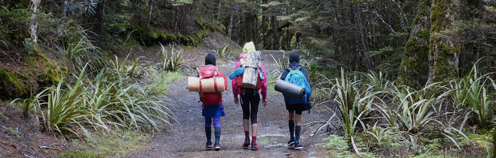 Top 5 Tips for taking kids overnight tramping