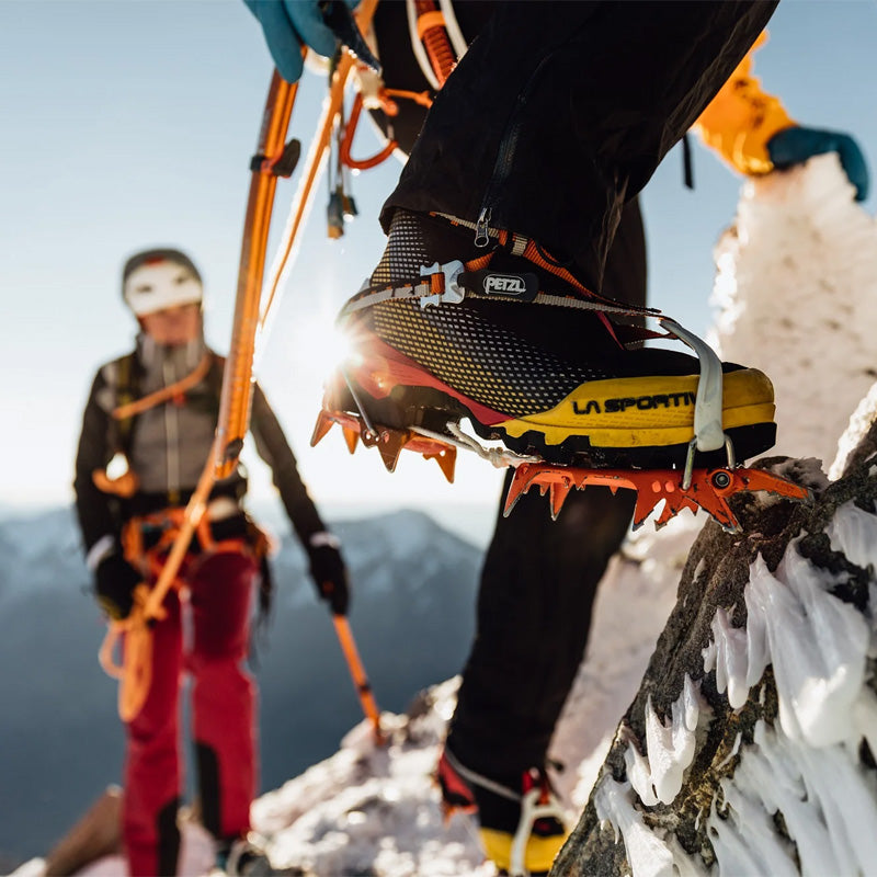 Hiking & Mountaineering Boots