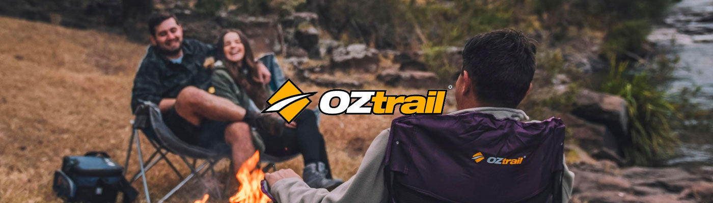 Shop OZtrail online at Outdoor Action NZ