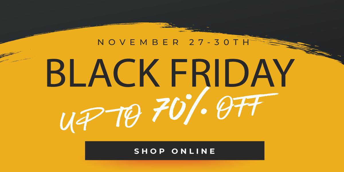BLACK FRIDAY is here, shop online at Outdoor Action