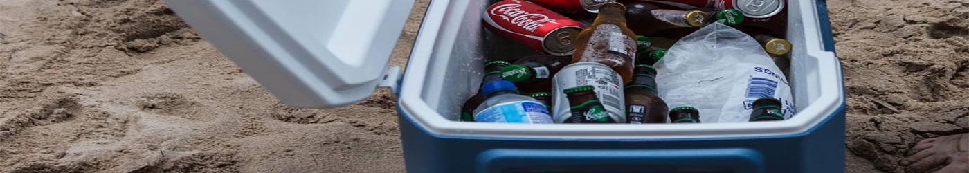 Coolers at Outdoor Action