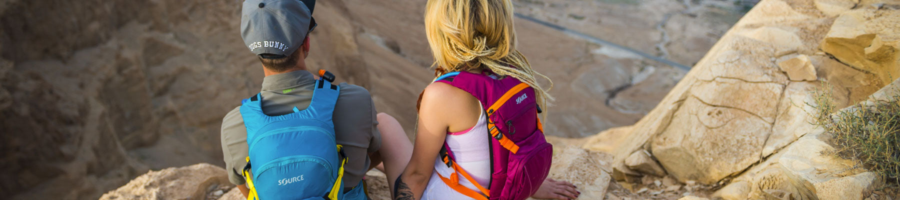 Source Hydration Packs