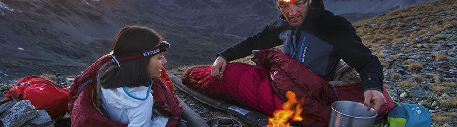 Sleeping Bags- Deuter, RAB, Kiwi Camping at Outdoor Action