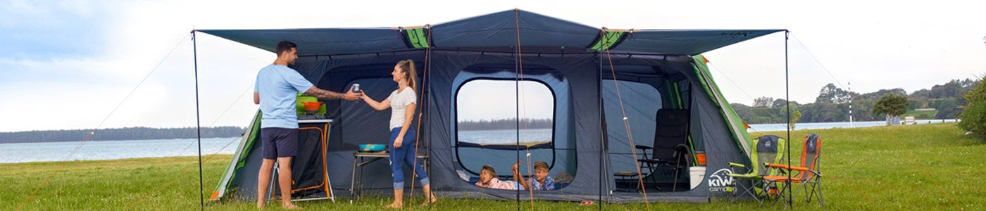 Shop Dome Tents online at Outdoor Action NZ