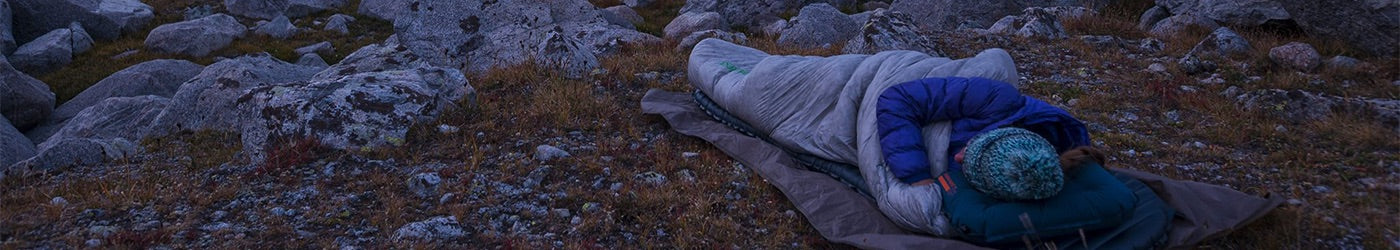 Sleeping bags at Outdoor Action NZ