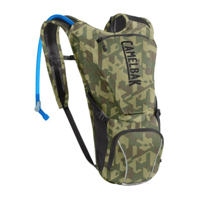 Camelbak Rogue 2.5L Hydration Pack Camo Black