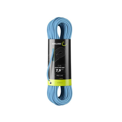 Edelrid Rope Apus Pro Dry 7.9mm Icemint