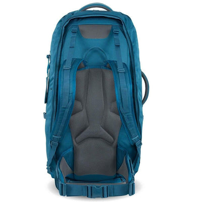 Lowe Alpine AT Voyager 70+15 Travel Backpack Blue/Limestone