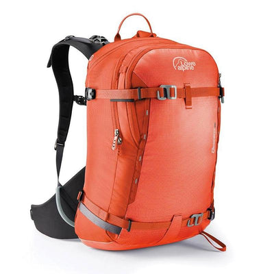 Lowe Alpine Descent 35 Backpack Fire