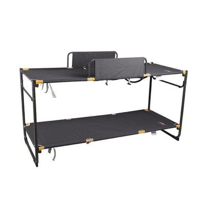 OZtrail Double Bunk Deluxe Bed