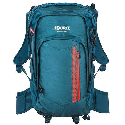 Source Adventure 35L Pack Coral Blue