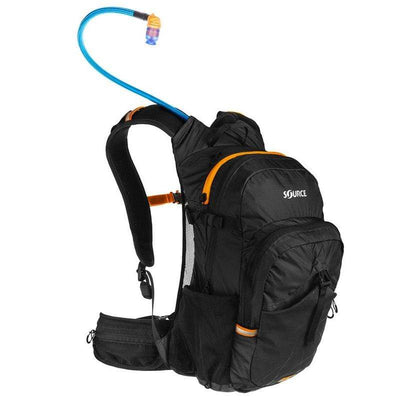Source Paragon 22+3L Hydration Pack Black/Orange