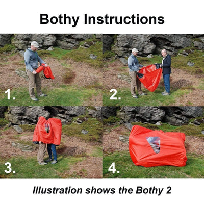 Terra Nova Bothy 2 Person Emergency Shelter