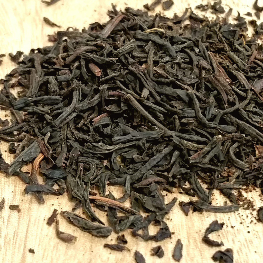 Black Vanilla Tea - Blue Mountains Tea Co