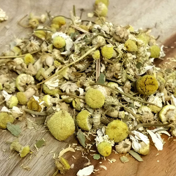 Chamomile and Lemon Myrtle