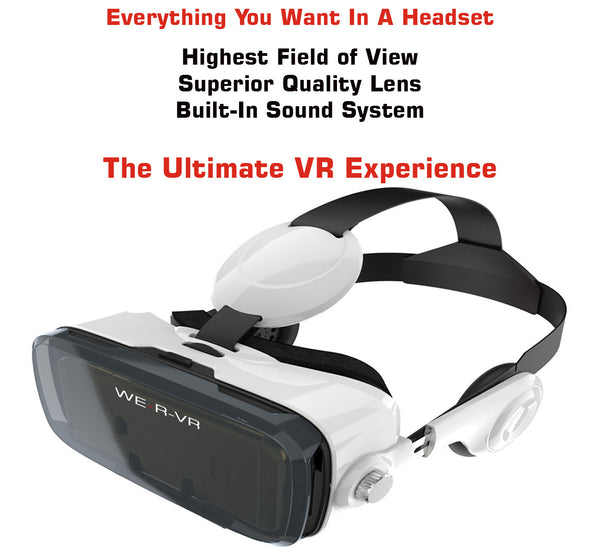 VR Headset Platinum