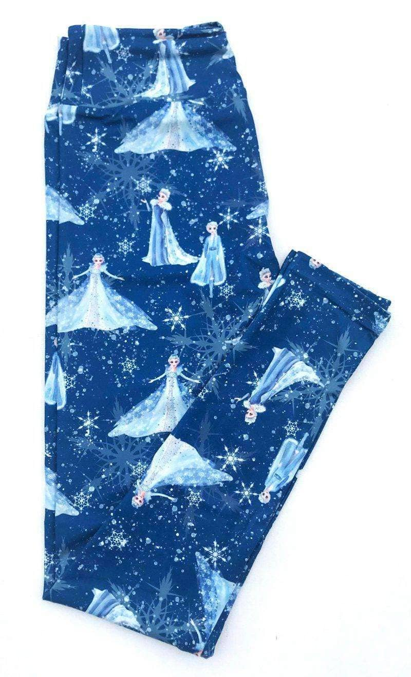 Ice Princess Leggings