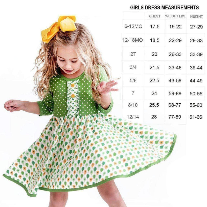Princess Cuties Hugs Twirl Dress