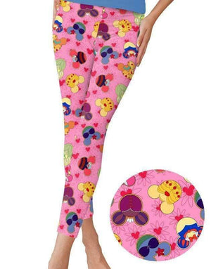Princess Heart Leggings  - SALE