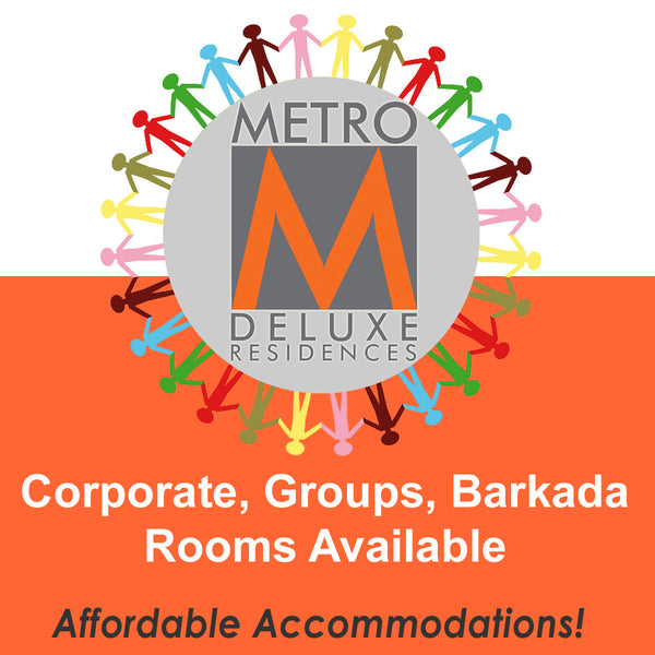 Big Groups Promo! Book Now at The Best Budget Hotel in Pasay