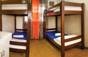 Standard Rooms at Metro Deluxe Residences - Family Bunk Beds