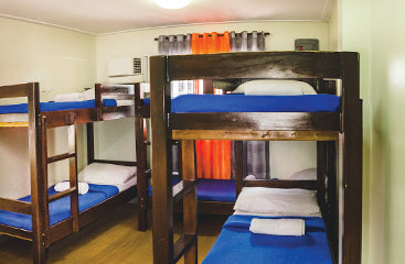 Standard Rooms at Metro Deluxe Residences - Barkada Bunk Beds